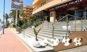"""Foto del exterior de """"Hotel Peñiscola Palace"""""""