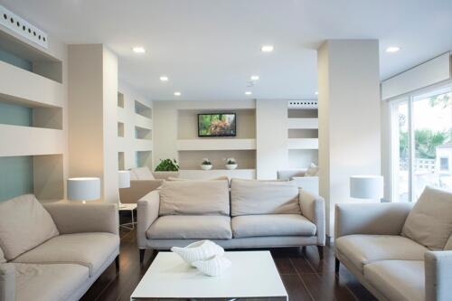 Foto de las zonas nobles de Aparthotel & Spa Acualandia