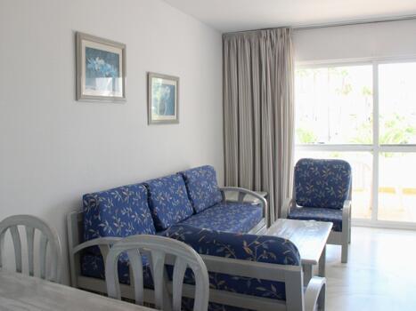 Foto de una habitación de Apartamentos Golf Center