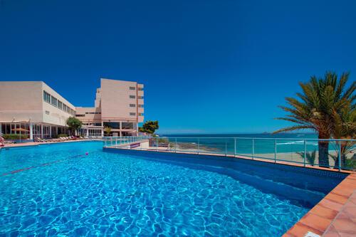 Foto del exterior de Hotel Servigroup Galúa