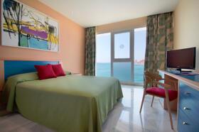 """Foto de una habitación de """"Hotel Servigroup Galúa"""""""