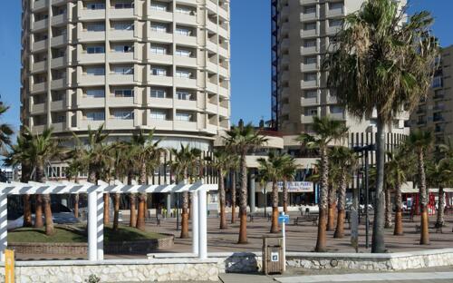 Foto do exterior - Hotel El Puerto by Pierre Vacances