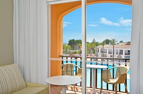 Chambre - Hotel Sol Falco