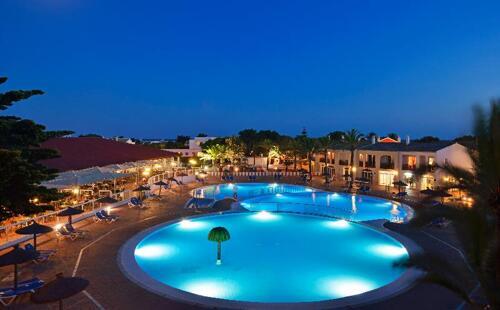Extérieur de l'hôtel - Hotel Sol Falco