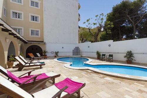 Foto do exterior - Hotel Menorca Patricia