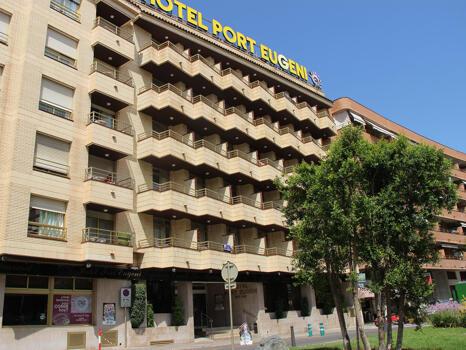 Foto del exterior de Hotel Port Eugeni