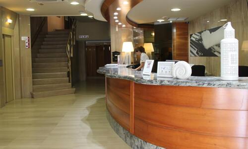 Foto de las zonas nobles de Hotel Port Eugeni