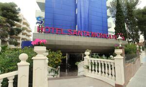 "Foto del exterior de ""Hotel Santa Monica Playa"""