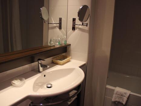 Foto del baño de Hotel Bernat II