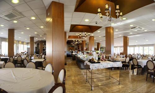 Foto de restauración de Hotel Alba Seleqtta