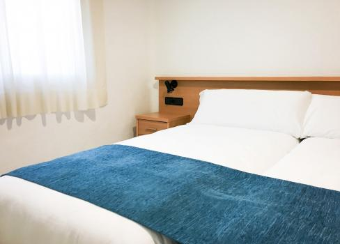 Foto di una camera da Apartamentos Tamarindos