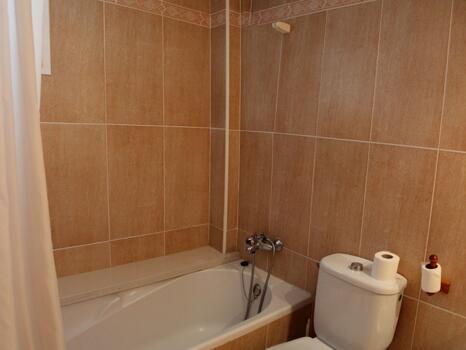 Foto del baño de Hotel San Luis