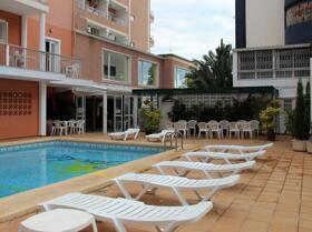 """Foto de los servicios de """"Hotel San Luis"""""""