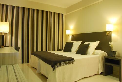 Foto de una habitación de Hotel Los Robles
