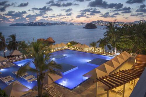 Facilities – Hotel Fiesta Americana Villas Acapulco