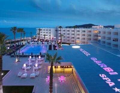 Exterior – Hotel Garbi & Spa Ibiza