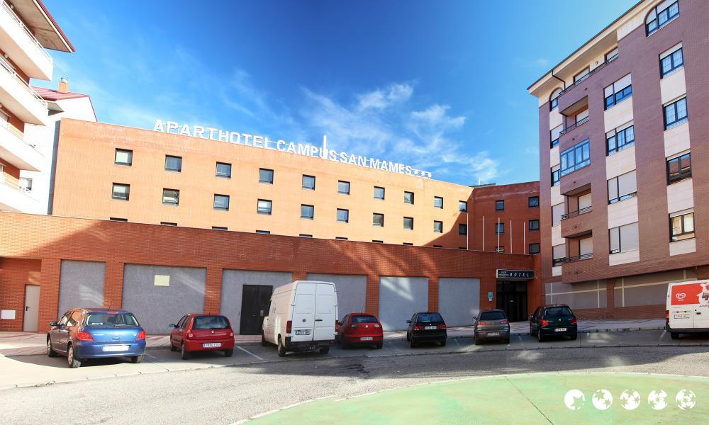 Comentarios aparthotel exe campus san mames le n seite 8 for Appart hotel 41