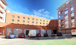 """Foto del exterior de """"Aparthotel Exe Campus San Mames"""""""