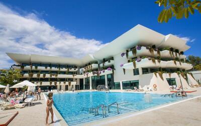 Foto de los servicios de Hotel Deloix Aqua Center