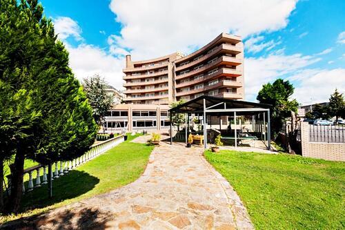 Außenansicht - Hotel Vejo