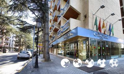 Foto del exterior de Hotel Oroel