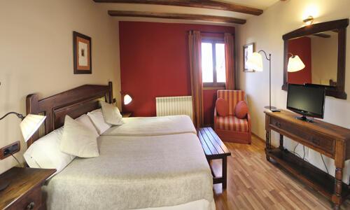 Room – Hotel Casa Cornel