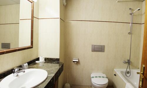 Foto del baño de Hotel Soldeu Maistre