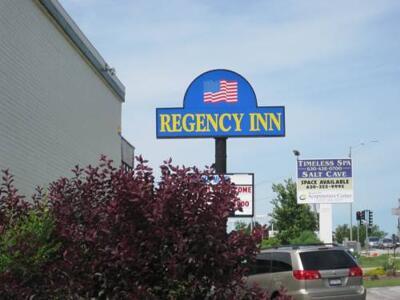 Foto geral - Regency Inn Of Naperville
