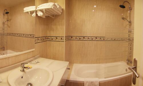 Foto del baño de ON Family Playa de Doñana