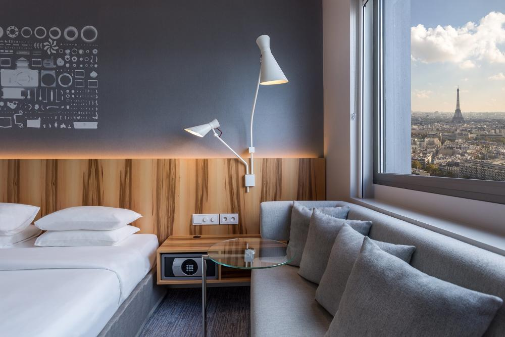 Hotel hyatt regency paris etoile ex concorde lafayette for Hotels 1 etoile paris