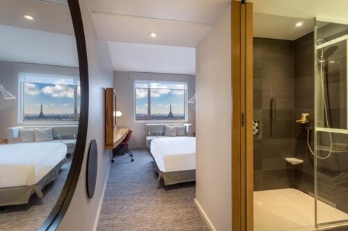 Foto del baño de Hyatt Regency Paris Etoile