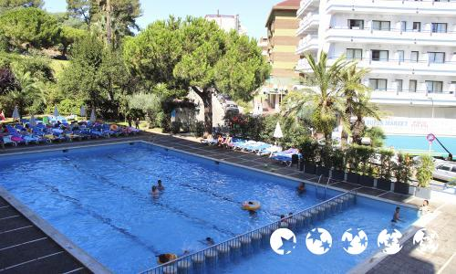 Foto de los servicios de Hotel Gran Garbi