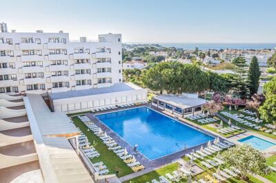 Foto del exterior de Albufeira Sol Hotel & Spa