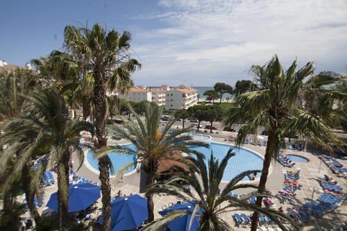 Foto del exterior de Hotel Best Cambrils