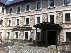 """Foto del exterior de """"Hotel Santa Cristina"""""""