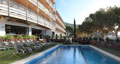 Ausstattung - Hotel Canyelles Playa