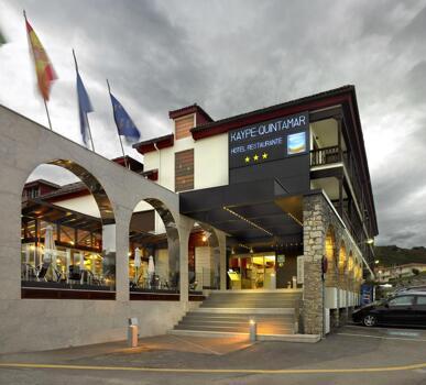 Foto del exterior de Hotel Kaype-Quintamar