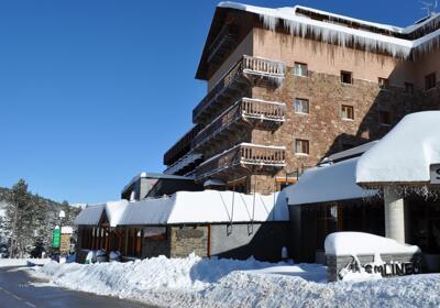 Foto del exterior de Hotel Solineu