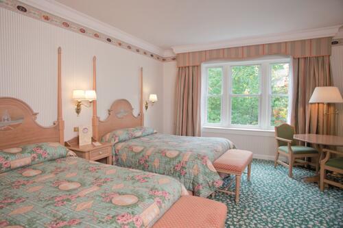 Foto de una habitación de Disneyland Hotel