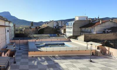 Foto de los servicios de Apartamentos Las Cambras