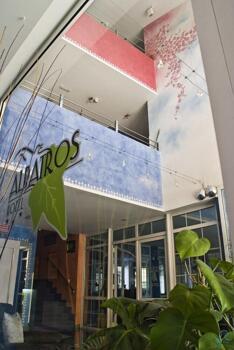 Außenansicht - Hotel Albatros Spa