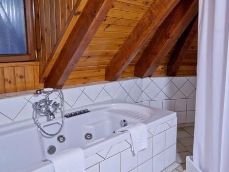 Foto del baño de Hotel Apartamentos Vilagaros