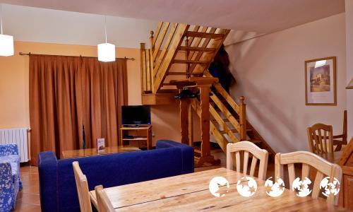 Foto de una habitación de Hotel Apartamentos Vilagaros