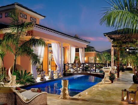 Ausstattung - Hotel Royal Garden Villas & Spa