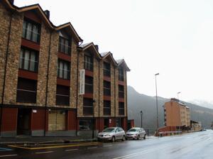 "Foto do exterior - ""Apartamentos Pierre & Vacances Andorra Bordes D'Envalira"""