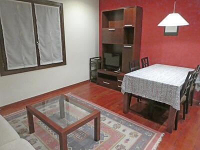 Foto de una habitación de Apartamentos Villanua 3000