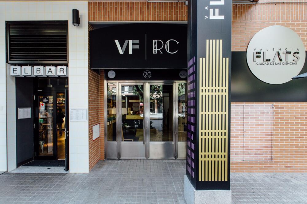 Valenciaflats Ciudad de las Ciencias