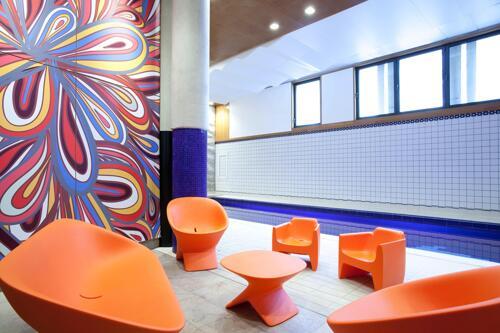 Foto de los servicios de Hotel Novotel Gare de Lyon