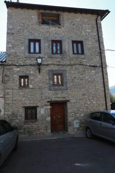 Foto del exterior de Apartamentos Melchor