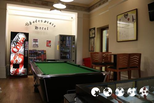 Common areas – Shakespeare Hotel